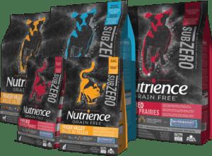 Nutrience croquettes Subzero