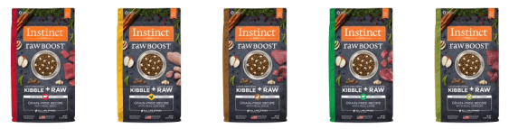 Nature's Variety croquettes Raw Boost