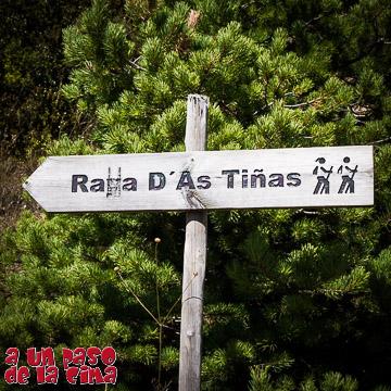 Raya d'as tiñas y Pico Bonés