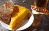 Tortilla del Café Bar Pallas
