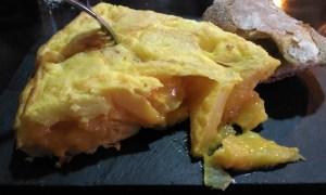 Tortilla de la Garimbota