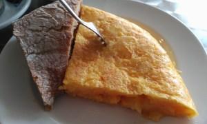 Tortilla de El Tío Juan