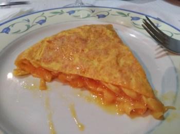 Tortilla de O' Remo
