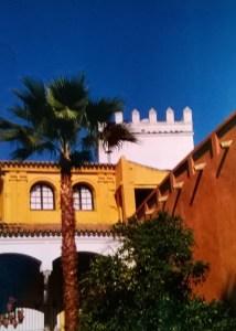 sevilla-2, Alcazar, Sevilla, Game of Thrones, Espanja, kuninkaallinen