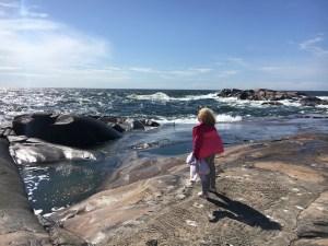 Bengtskär, majakkasaari, majakka, meri, Rosala, Hanko