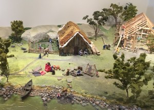 Viikingit, keskiaika, Rosala, historia
