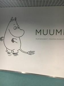 Muumimuseo, Tampere, muumit