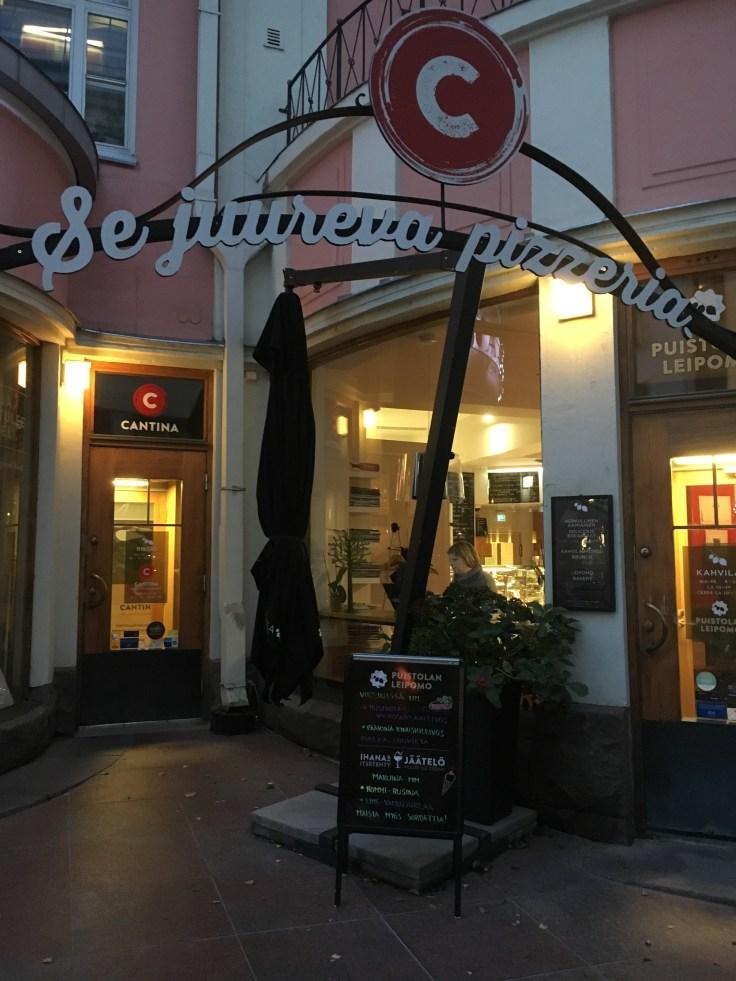 IMG_6416, pizza, pizzeria, Oulu, Bistro