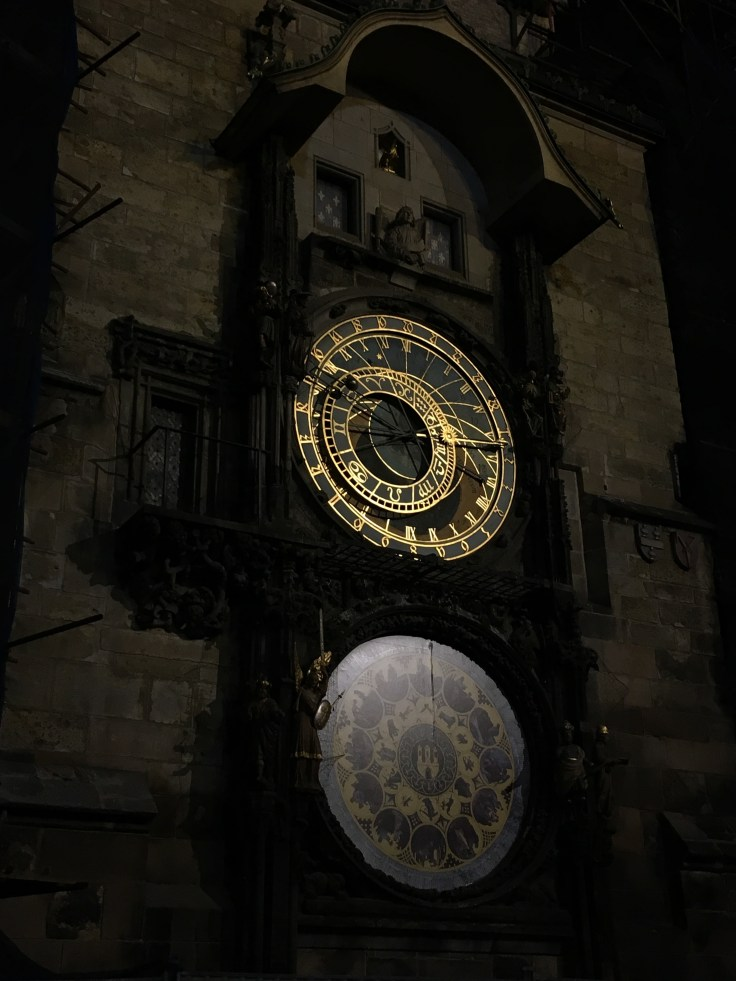 IMG_6956, Praha, astronominen kello, lasten kanssa, kaupunkiloma, turistirysä