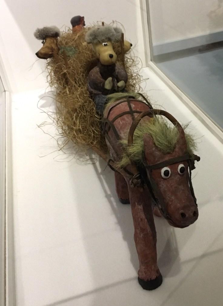 Koiramäki, Mauri Kunnas, Pohjois-Pohjanmaan museo, Oulu