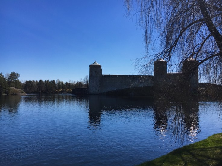 Savonlinna, Olavinlinna, kesäloma