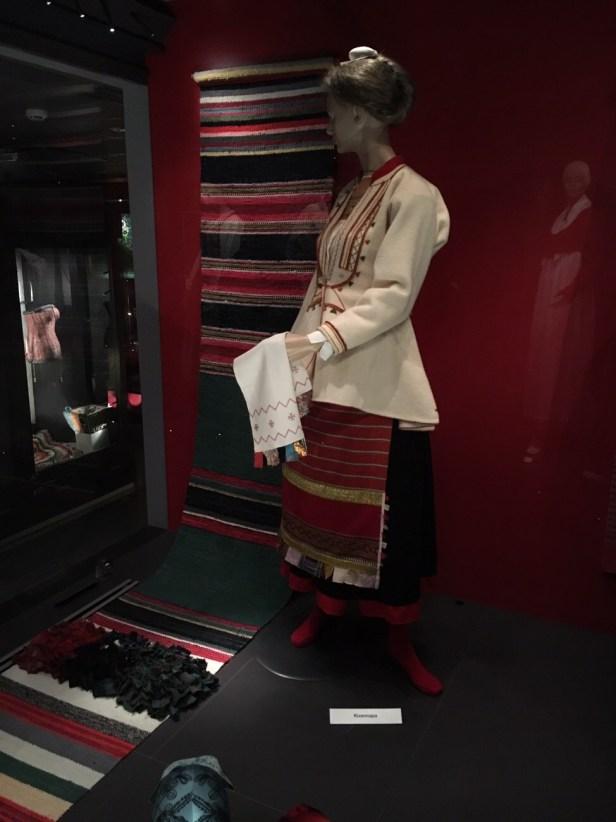 Suomen käsityön museo, kansallispuku