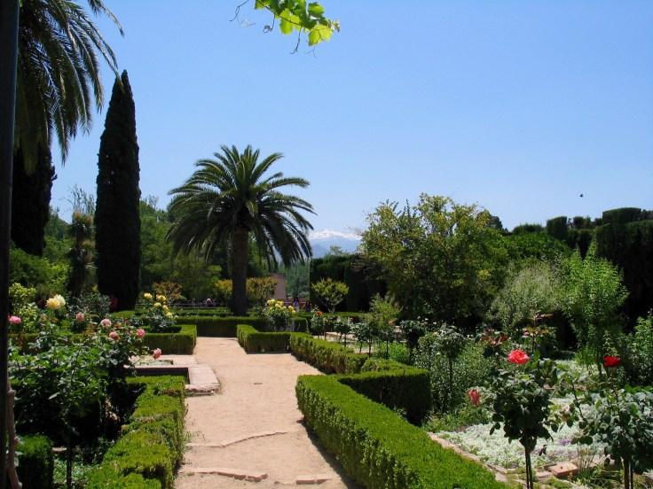Alhambra, Andalucía, Granada