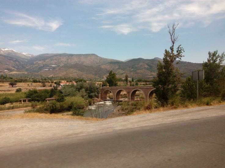 Sierra Nevada, Espanja