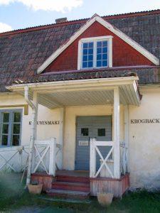 Majatalo Strömfors, Outdoor factory, ruukki