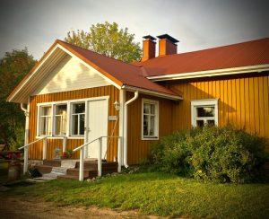 Vuokramökki, Toppalan mökit, lammaspaimenloma, Petäjävesi, visit Jyväskylä