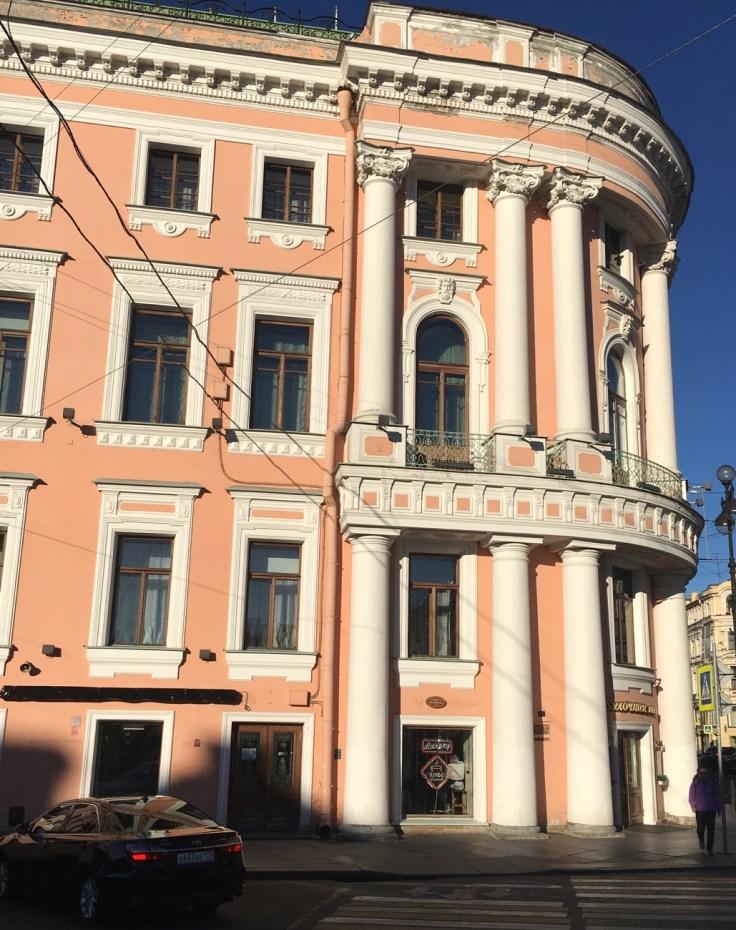 Pietari, Nevski, St Petersburg, Venäjä, Russia