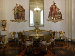Venäläinen museo, palatsi, Pietari, St Petersburg, Russia, Venäjä