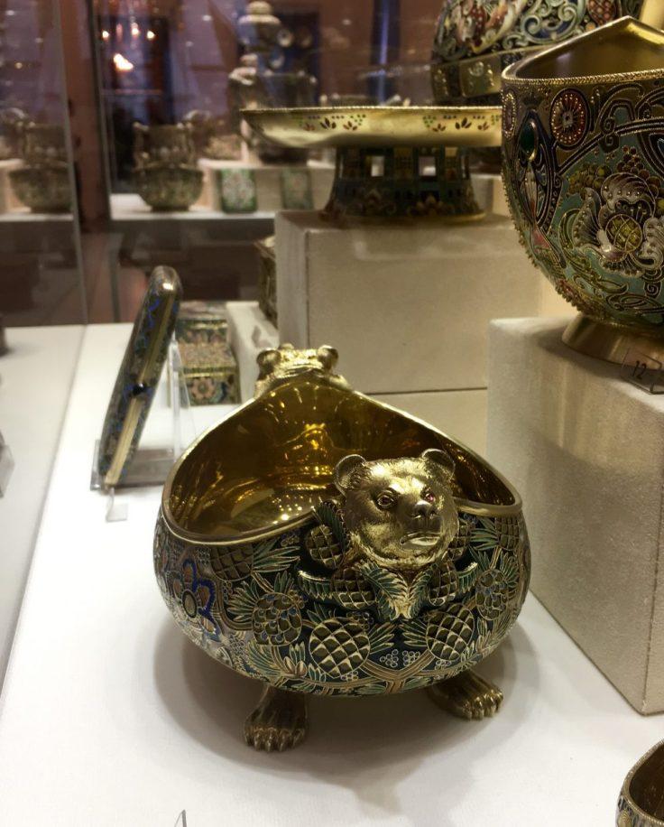 Pietari, Faberge, taidekäsityö