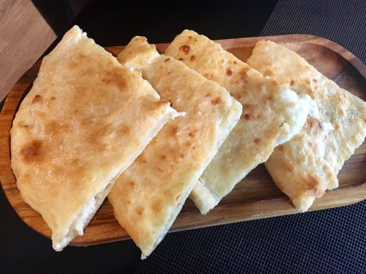 Hatsapuri, georgialainen ruoka, ravintola, Espoo, lounas
