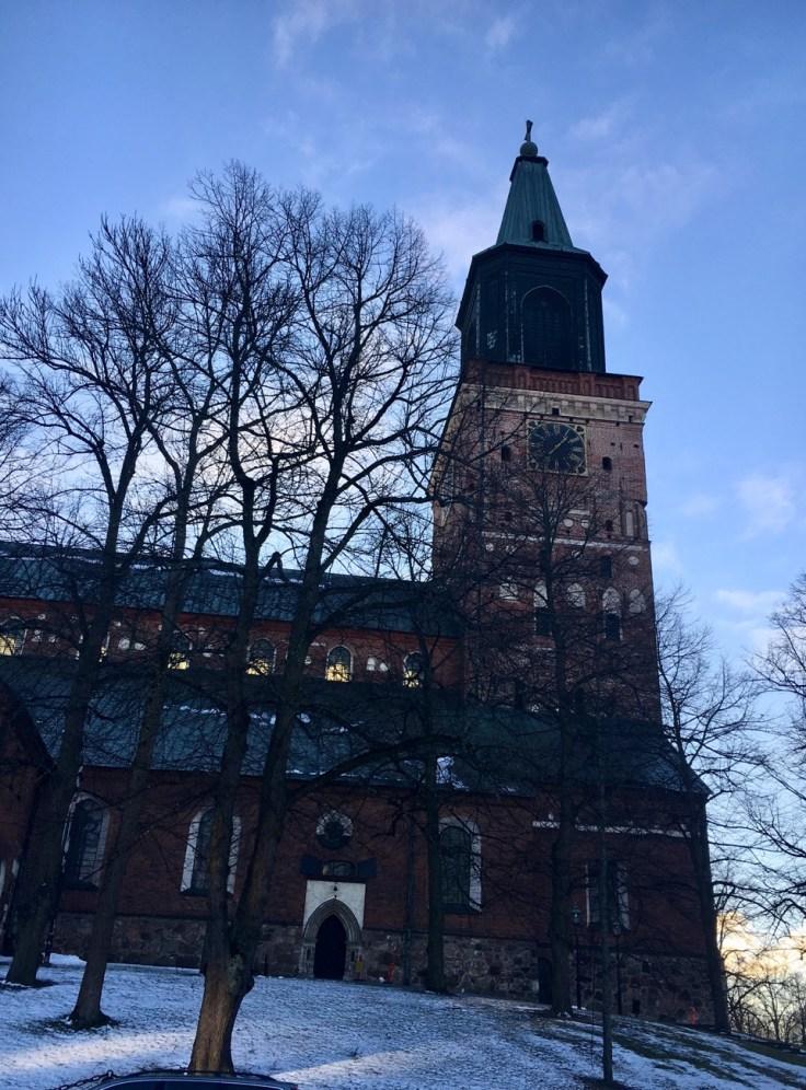 Turku, Turun tuomiokirkko, visit Turku, kirkot, historia, visit Finland
