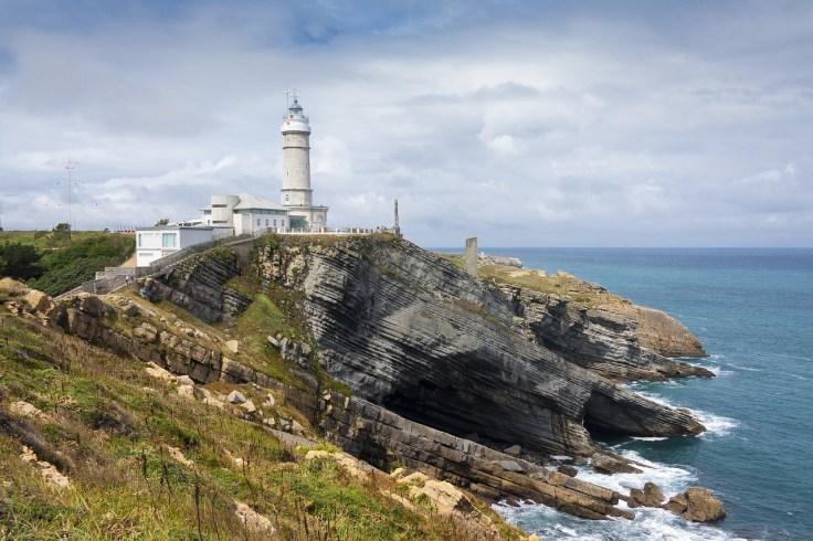 Cantabria, Santander, lighthouse, majakka