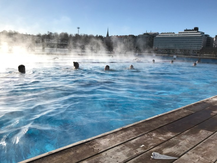 Sea Pool, Allas Sea Pool, Helsinki, Visit Finland, kylpylä, yleinen sauna