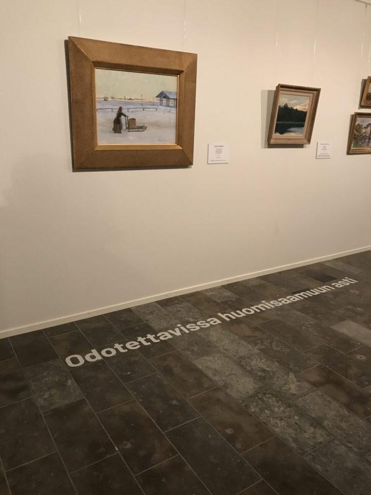 Järvenpään taidemuseo, museot, museokortti
