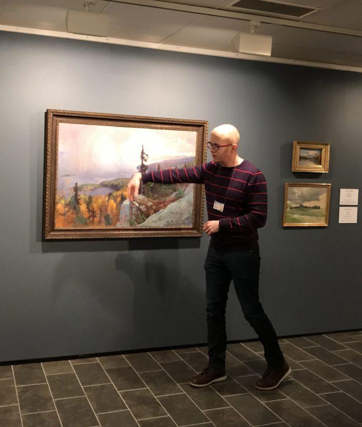 Järnefelt, Järvenpään taidemuseo, museokortti, museot, taide
