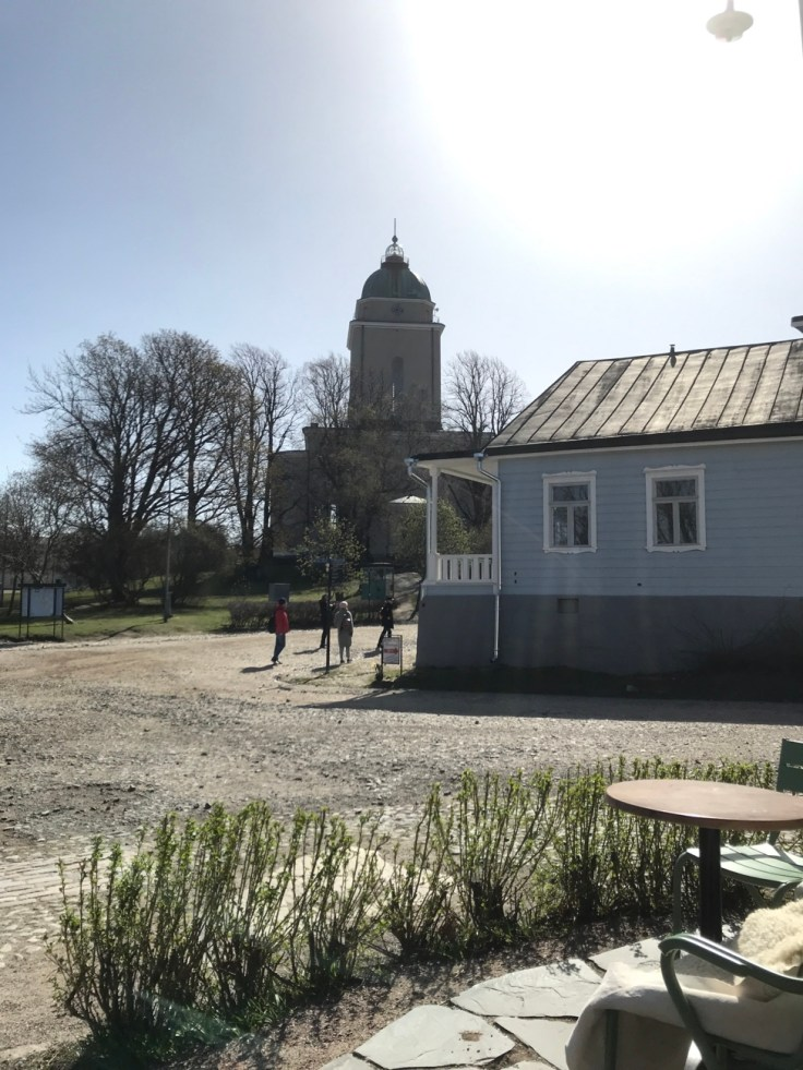 Suomenlinna, Helsinki, Suomenlinnan kirkko