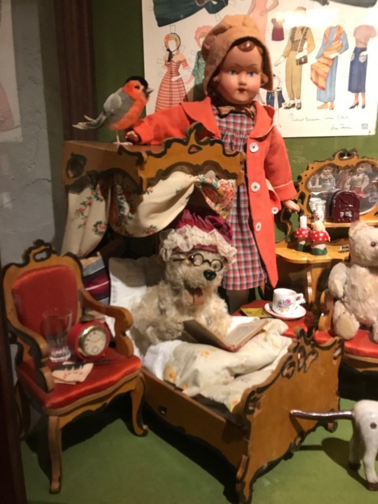 Suomenlinnan Lelumuseo, Suomenlinna, Helsinki, museo, museokortti, Visit Helsinki, museum, lasten kanssa