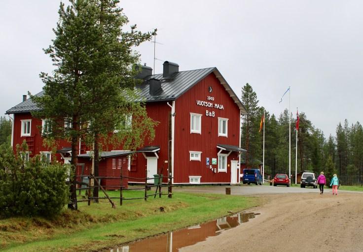 Vuotson Maja, Vuotso. Sodankylä