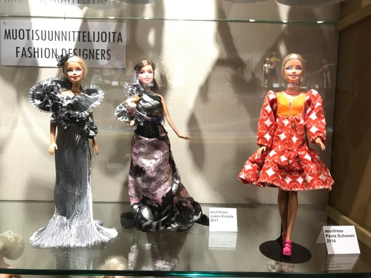 Barbie, Savonlinna, muotisuunnittelija