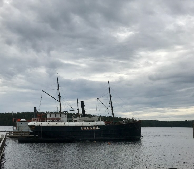 Salama laiva, Savonlinna