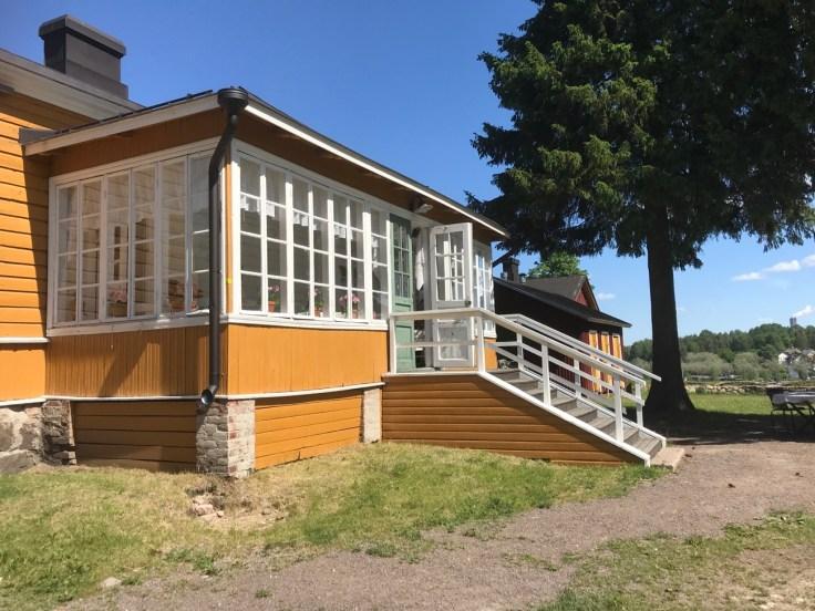 Kahvila Majurska, kahvilat, Lappeenranta, matkalla kotimaassa, lomalla Suomessa