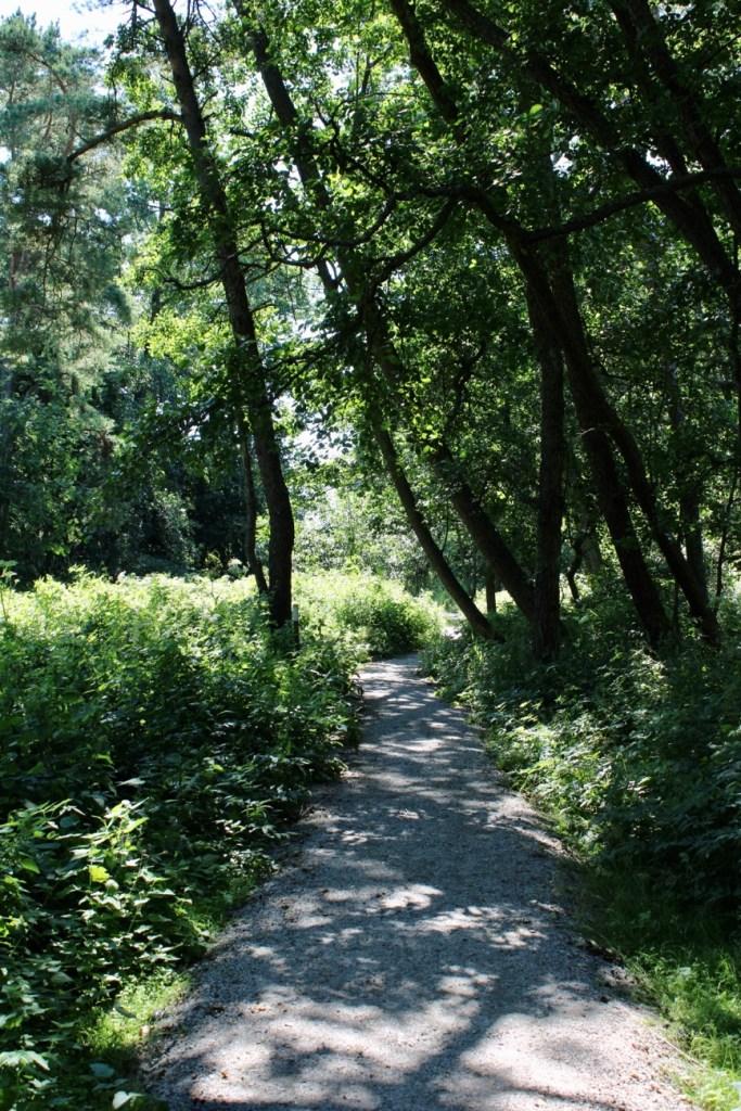 Tulliniemen luontopolku, Hanko, luontopolku