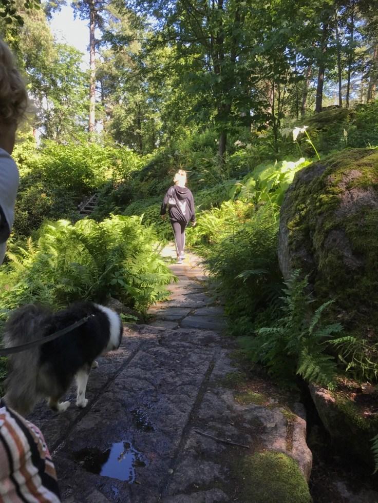 Sapokan vesipuisto, Kotka, Visit Kotka, Itämeri, puistojen pääkaupunki, itäinen Suomenlahti