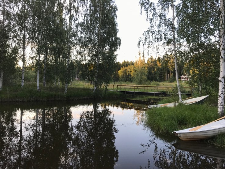 Niemitupa, Punkaharju, Visit Savonlinna, Visit Saimaa, vesillä