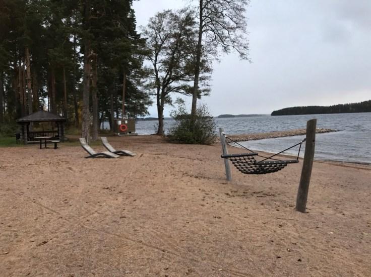 Uimaranta, Saimaa, Imatra