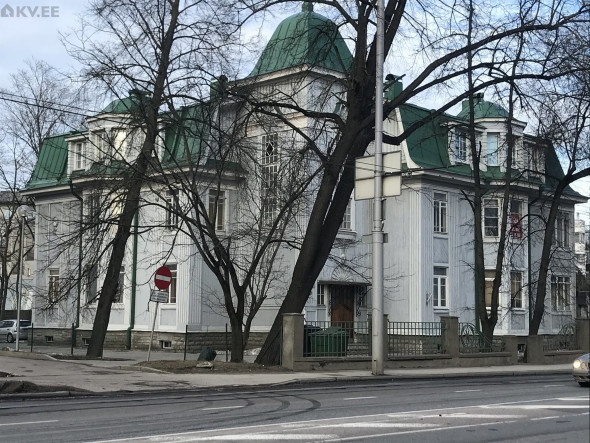 Tallinnan esikaupungin, Tallinna