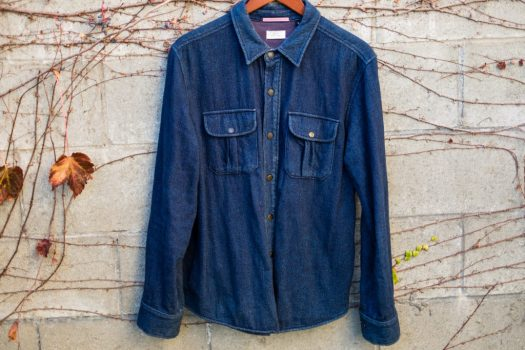 Discontinued Apolis Wool CPO Jacket in the same fabric