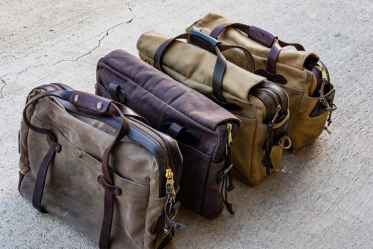 Vermilyea Pelle Briefcase, Filson 256, Filson 257, Filson 258