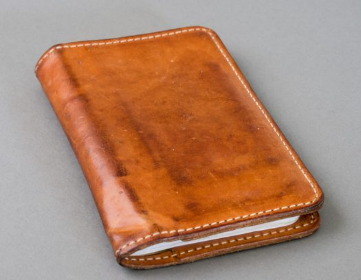 Loyal Stricklin Edison Wallet Honey Front