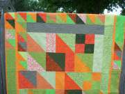 May quilt close up