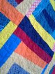 July quilt close up
