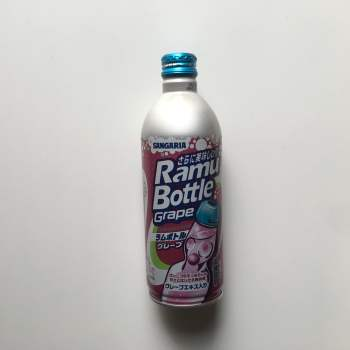 Sangaria Grape Ramune Soda From Auntie Ammies American Candy Shop