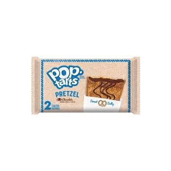 Kellogg's Pop Tarts Twin Pack Pretzel Chocolate 96g from Auntie Ammies American Candy Shop