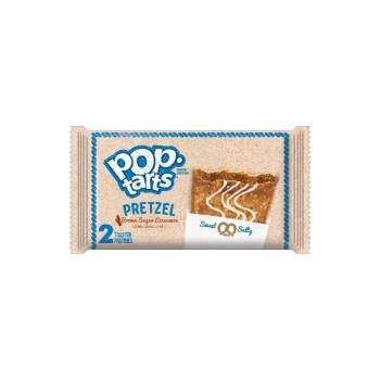 Kellogg's Pop Tarts Twin Pack Pretzel Cinnamon Sugar 96g from Auntie Ammies American Candy Shop