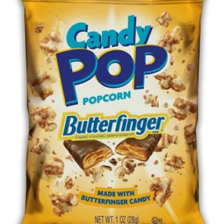 Candy Pop Popcorn Butterfinger 28g from Auntie Ammies American candy shop