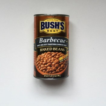 Bush Barbecue flavoured Baked Beans (794g) from Auntie Ammies Candy Shop